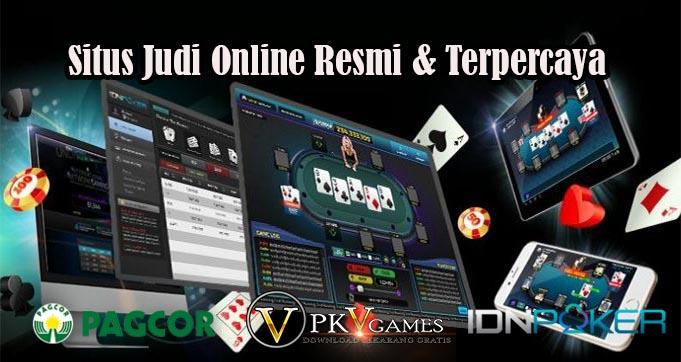 Situs Judi Online Resmi & Terpercaya